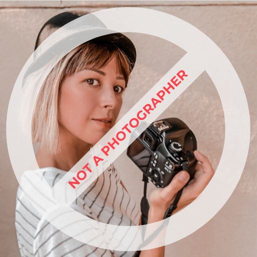 Not a photographer Pelooc phototaker
